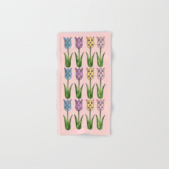 Tulip Row Hand & Bath Towel