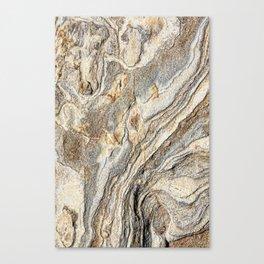 Concrete Texture Canvas Print