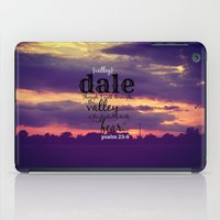 dale cooper iPad Cases featuring Dale by KimberosePhotography