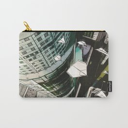 Paper Planes Carry-All Pouch