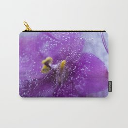 Frozen flower Carry-All Pouch