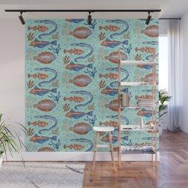 Fishies Wall Mural