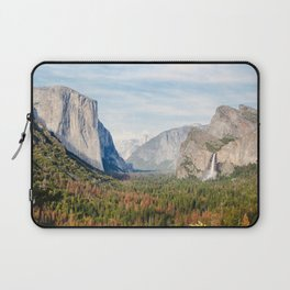 Tunnel View Laptop Sleeve