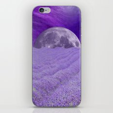 LAVENDER MOON iPhone & iPod Skin