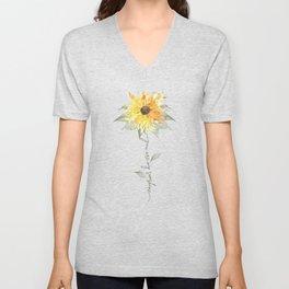 You are my sunshine sunflower Unisex V-Neck