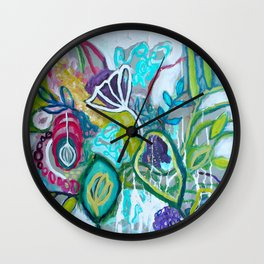 Ebb and Flow Wall Clock