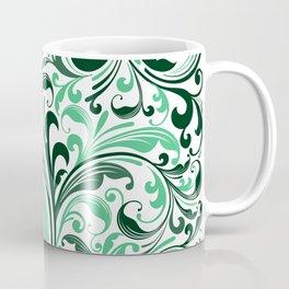 Abstract Floral 30 Coffee Mug