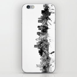 BostonSkyline Massachusetts iPhone Skin