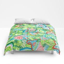Sharpie Doodle Comforters