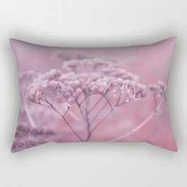 Nature in pink Rectangular Pillow