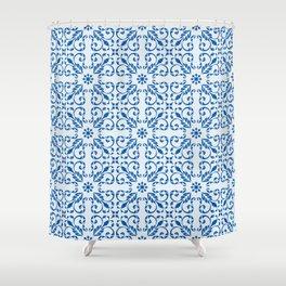 Azulejo#3 Shower Curtain