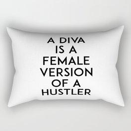 Fashion Quote Inspirational Quote Fashion Wall Art Fashion Print Fashionista Girl Bathroom Decor Rectangular Pillow