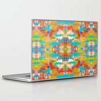 western Laptop & iPad Skins featuring Western Mind by WILLING
