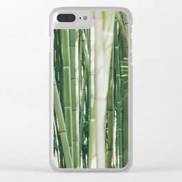 Back to nature Clear iPhone Case