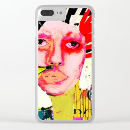 GISÈLE Clear iPhone Case