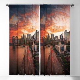 NEW YORK CITY IX Blackout Curtain