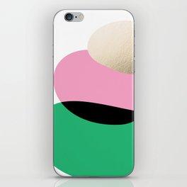 Balancing Act iPhone Skin