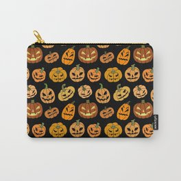 Jack o' Lantern Carry-All Pouch