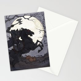 The Headless Horseman Stationery Cards