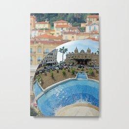 Monte Carlo Metal Print