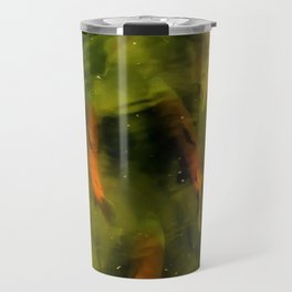 Sockeye Salmon at Potter Marsh Travel Mug