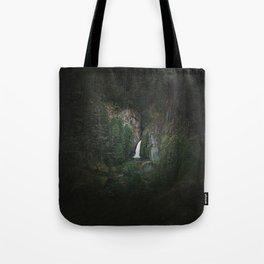 Wahclella Falls Tote Bag