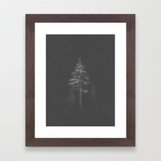 Twenty Five Light Years Framed Art Print