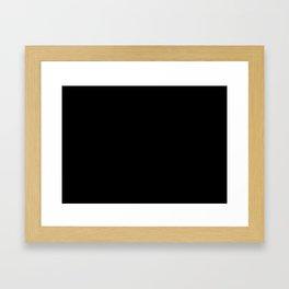 Calf Framed Art Print