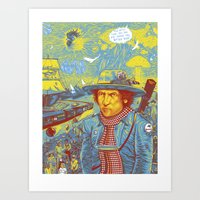 That Thin Wild Mercury Sound Art Print