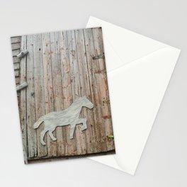 Barn Door Stationery Cards