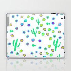 Bright cactus pattern Laptop & iPad Skin