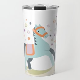 ROCKING HORSE Travel Mug