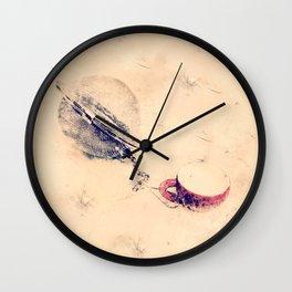 Have a tea? Wall Clock