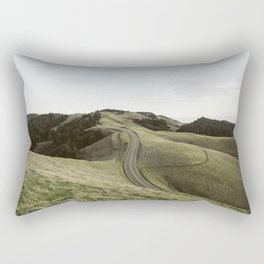 Mount Tam Rectangular Pillow