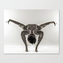 Body of Work - Sweet P Series Canvas Print