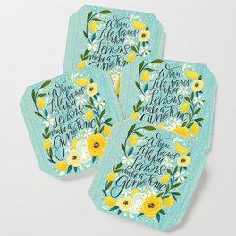 When Life Hands You Lemons... Coaster