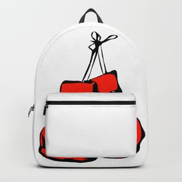 Hanging Boxing Gloves Backpack