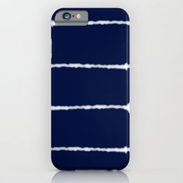 shibori arrows iPhone Case