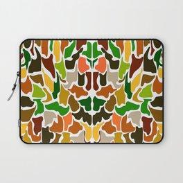 Autumn Camouflage Laptop Sleeve