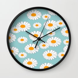 Marguerite-104 Wall Clock