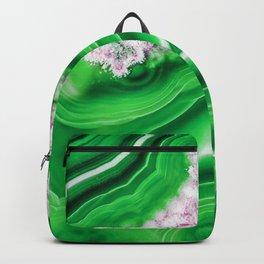 Green Island Agate Backpack