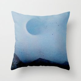 Sunblocked Throw Pillow