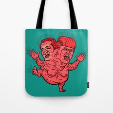 The GOP's 2-Headed Monster Tote Bag