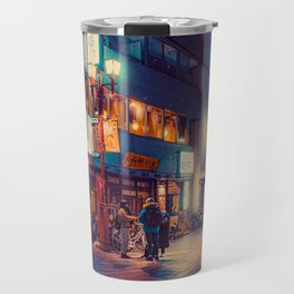 Break Through - Tokyo Photo Print Travel Mug