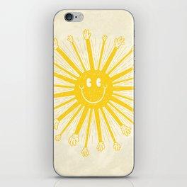 Heat Wave iPhone Skin