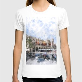 Cracow art 30 #cracow #krakow #city T-shirt
