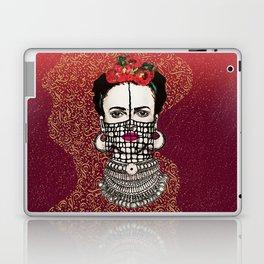 Arabian Frida Kahlo Laptop & iPad Skin