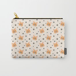 Lots of Corgis! Carry-All Pouch