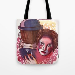 Coin Operated Boy Tote Bag