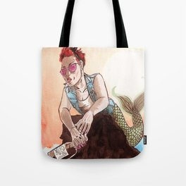 Rebel Ariel Tote Bag